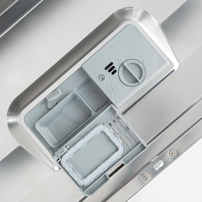 Amazonia 8 Secret Built-in Dishwasher 6 Programmes White