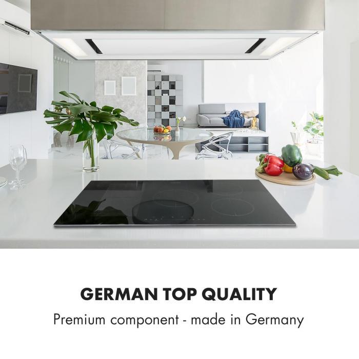 Delicatessa 90 Built-in Hob Induction 5 Zones 7000W Glass Ceramic