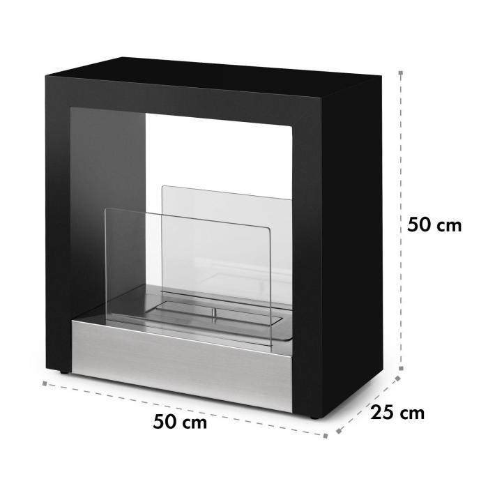 Phantasma Cube etanolikamiina savuton ruostumaton teräspoltin 4 h ruostumatonta terästä
