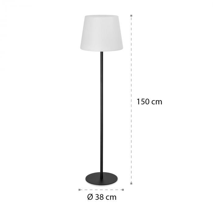 Moody ST Lampe IP65 PE-Lampenschirm E27 max.25W