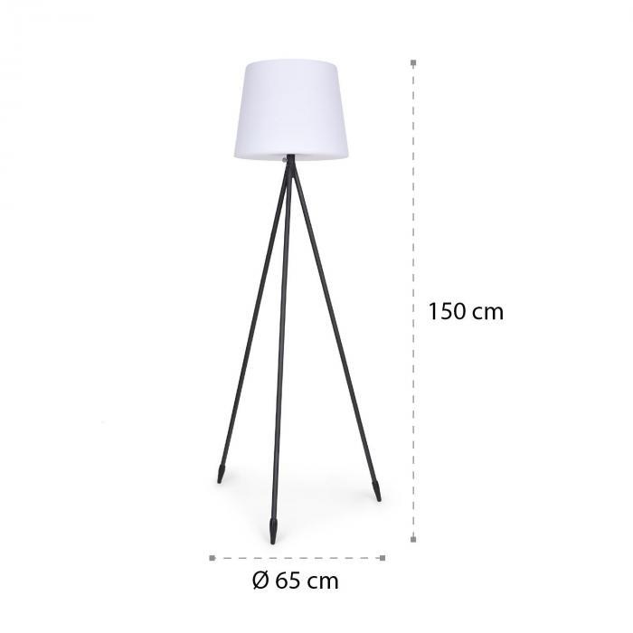 Moody STX Lamp IP65 PE Lampshade E27 max.25W