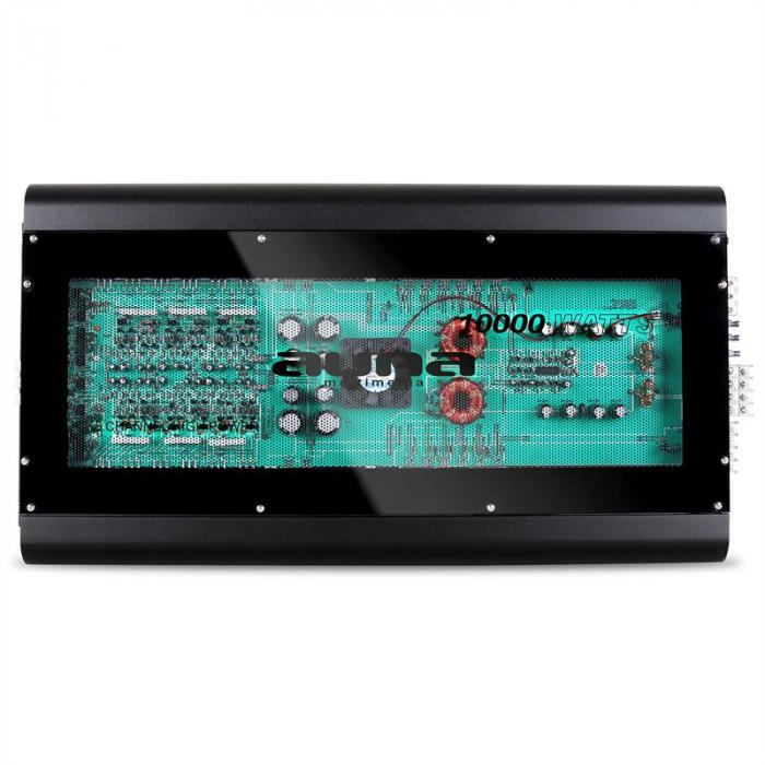 CS-Comp-12 Car HiFi Set Speaker Set | 6-Channel Power Amplifier 6x160W RMS