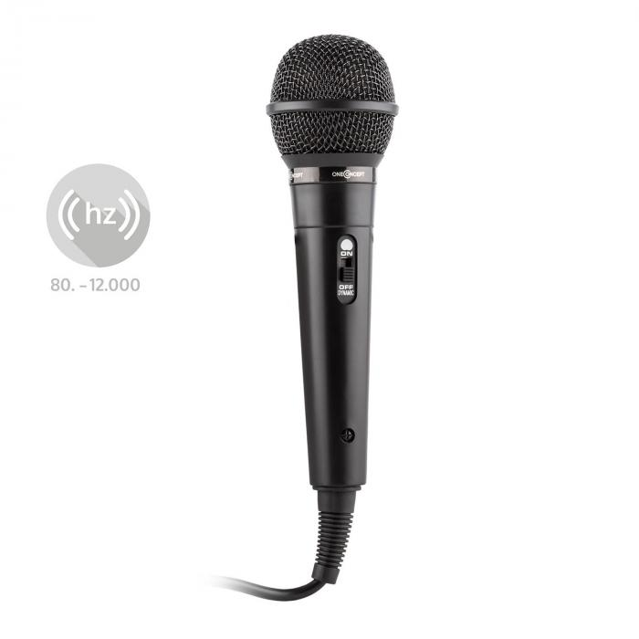 FT1200A Set Altoparlanti Attivi 250W Bluetooth con Microfono nero