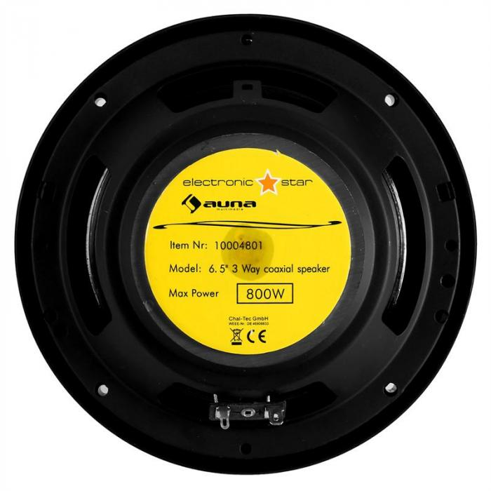 "Set Car audio ""Ibiza"" 4.1 600W Ampli casse subwoofer"