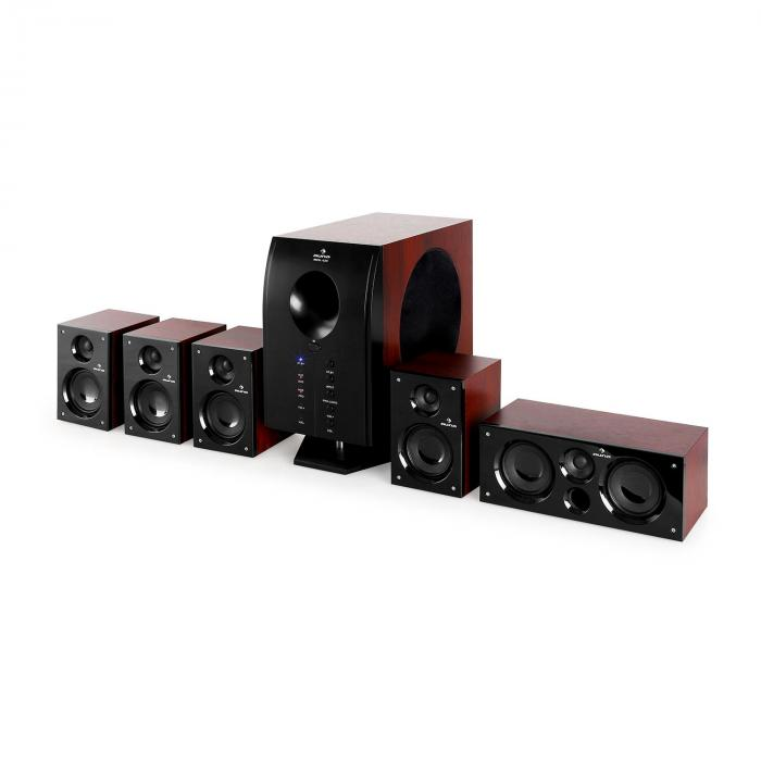 Areal 525 Wd sistema audio attivo 5.1 AUX