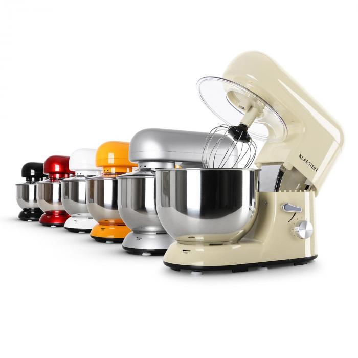 Bella Morena Küchenmaschine, 1200W 1,6 PS, 5 Liter