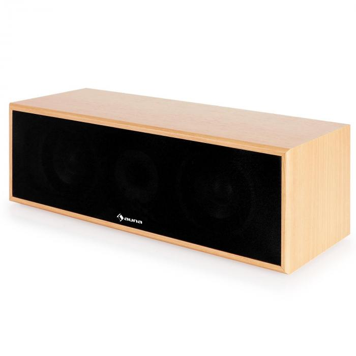 Line 300-CN-BH 2-Way Passive Centre Speaker 76W - Beech