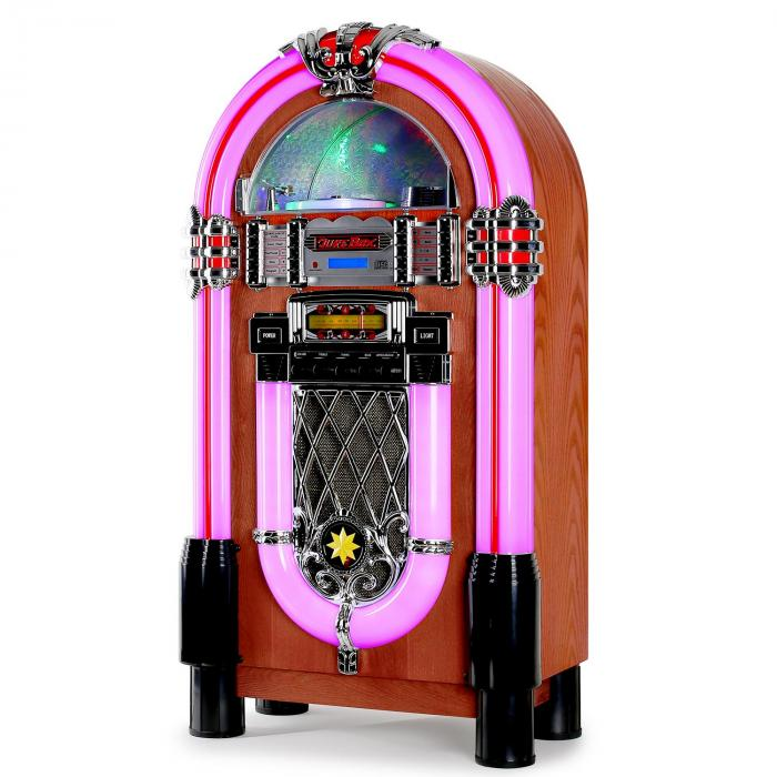 Graceland-XXL Jukebox USB SD AUX CD FM/AM