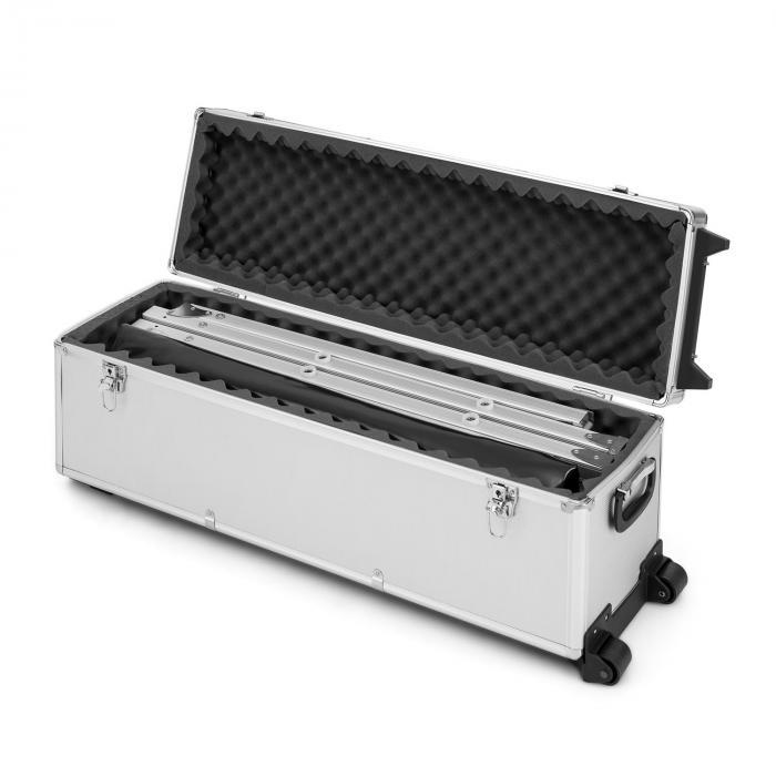 PSKC100 Telo Proiettore Pieghevole 200x150cm 100 Pollici Trolley-Case