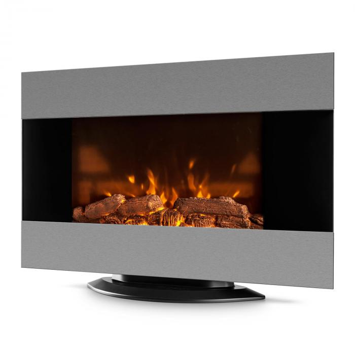 basel elektrischer kamin heizl fter 2000w led fernbedienung online kaufen elektronik star ch. Black Bedroom Furniture Sets. Home Design Ideas