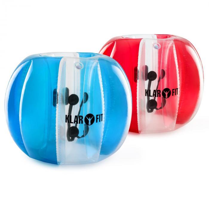 Bubball AB kuplapallo puhallettava aikuisille 120 x 150 cm EN71P PVC sininen