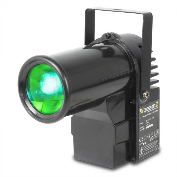 PS10W Faretto Spot 10W LED 4in1 RGBW DMX