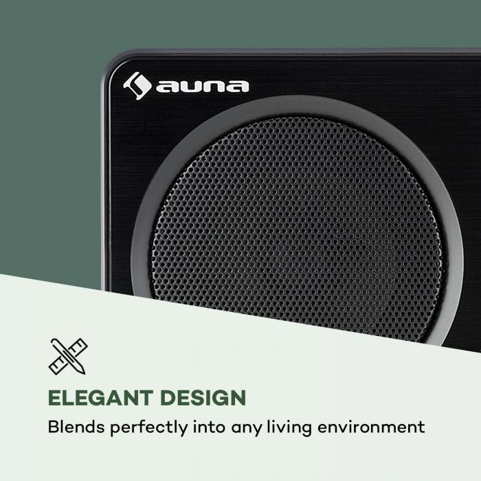 Worldwide CD internetradio Spotify Connect app control bluetooth musta